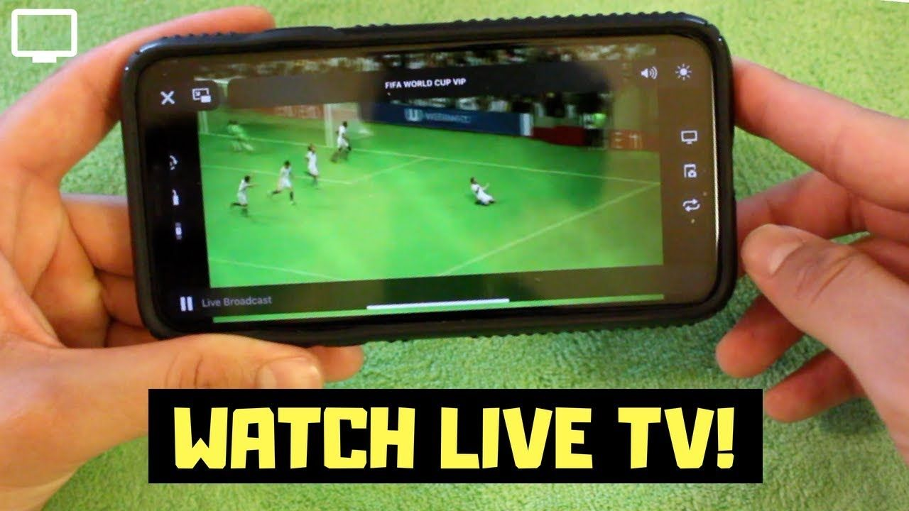How To Watch FIFA World Cup Free On iPhone/iOS! (Live