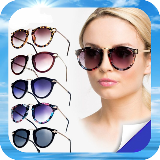 e09c5a9ae2 Change your style with ☺ Stylish Sunglasses Photo Editor☺! Sunglasses are a  must have fashion accessory and using our new image editing program