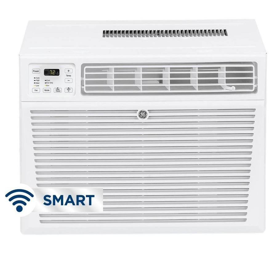Ge 700 Sq Ft Window Air Conditioner 115 Volt 14000 Btu Energy Star Lowes Com In 2020 Window Air Conditioner Room Air Conditioner Window Unit Air Conditioners