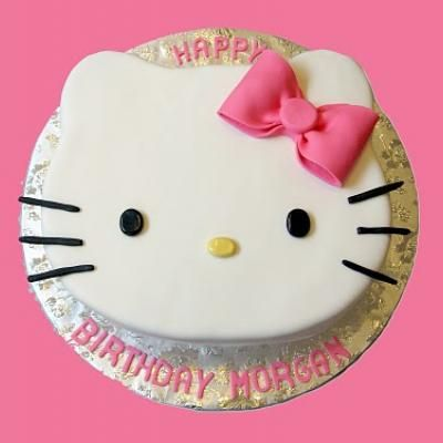 Hello Kitty Birthday Party Cake ball Hello kitty and Hello kitty cake
