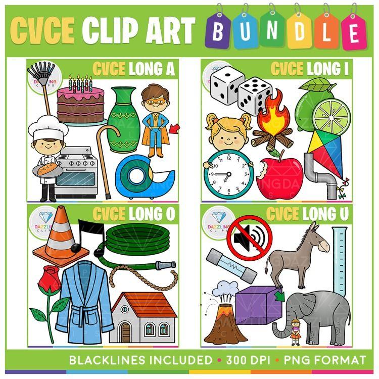 Cvce Clip Art Bundle 56 Images Art Bundle Clip Art Art