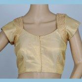 gold-saree-blouse-with-self-color-strap-cl05np-muhenera-presents-designer-blouses