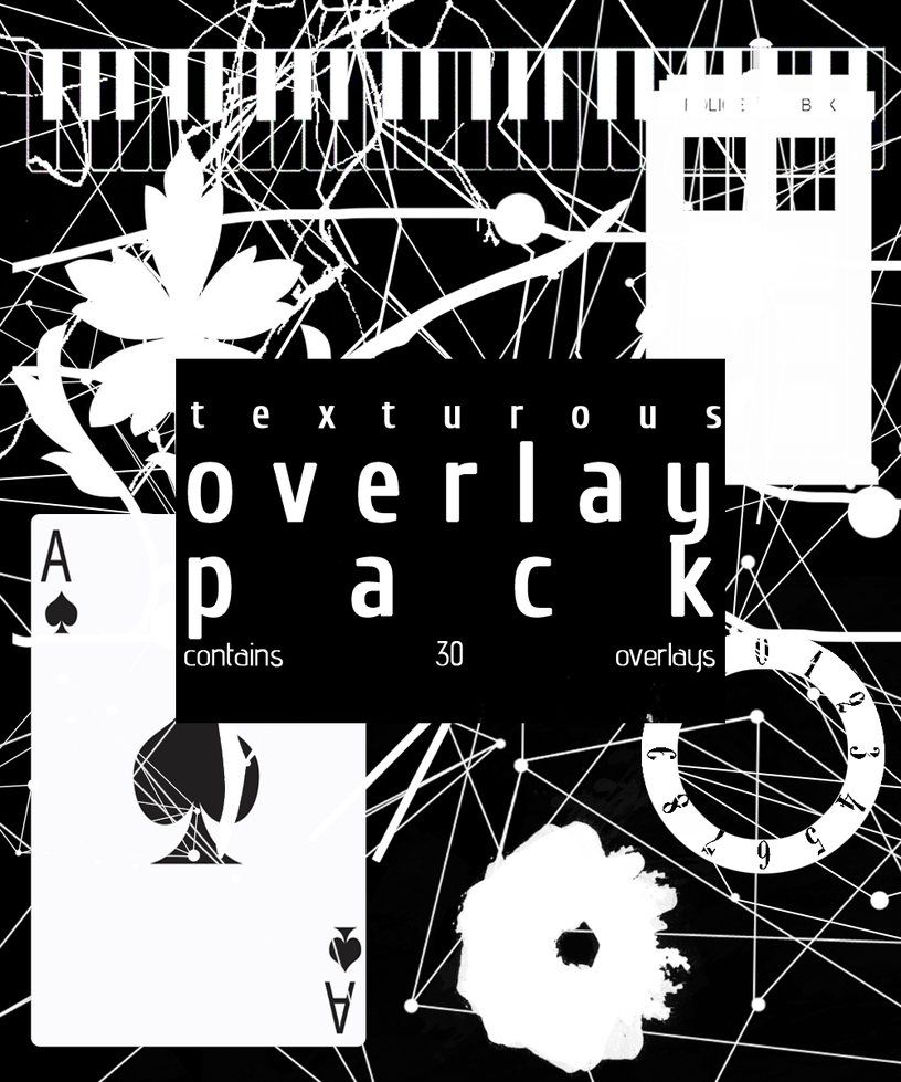 Texturous Overlay Pack By Texturous Overlays Packing Texture