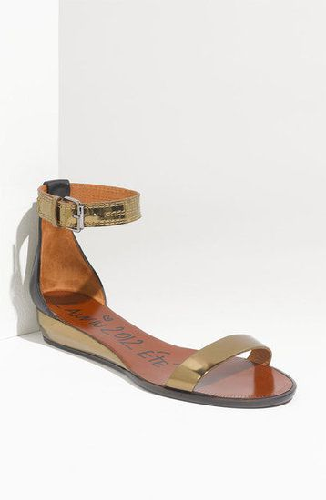 03d432e51843 Streamline Your Spring Look With These 15 Minimalist Accessories. Cute SandalsAnkle  Strap ...