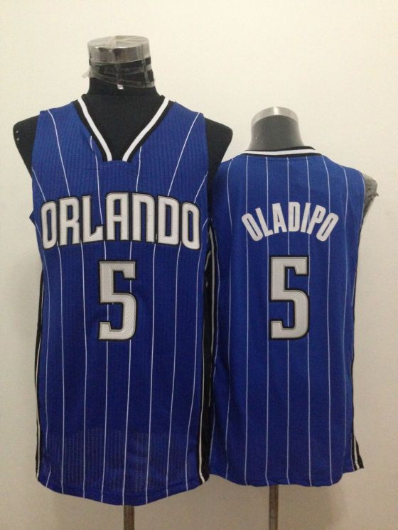 d5a074523 NBA Orlando Magic Victor 5 Oladipo Blue jersey. Orlando MagicNhl  JerseysBasketball ...