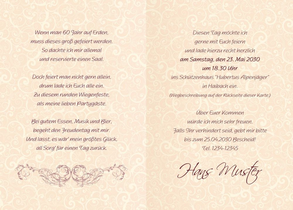 Bild Von Brigitte Bihr Auf Einladung Einladung Geburtstag