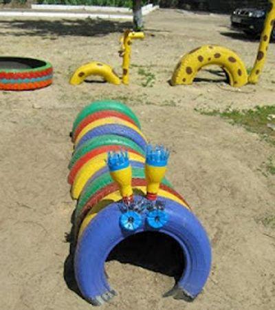 Photo of Brinquedos com materiais reaproveitados