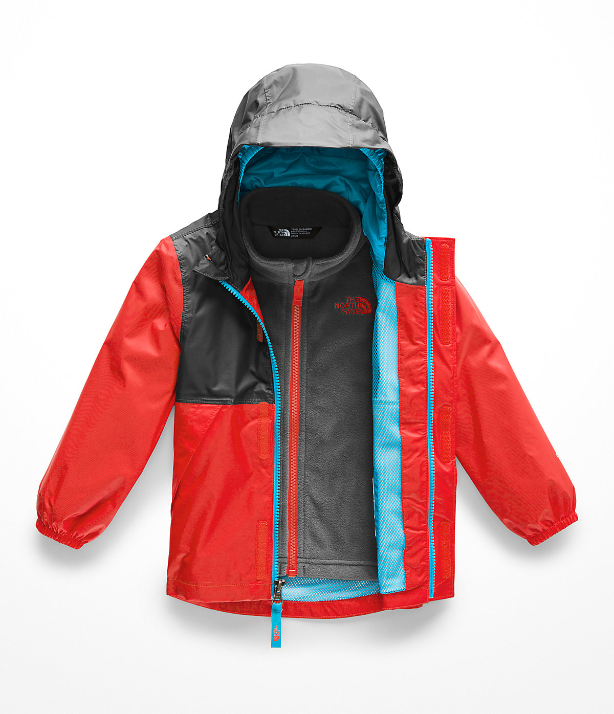 05130f3fa The North Face Toddler Stormy Rain Triclimate 3-in-1 Jacket in 2019 ...