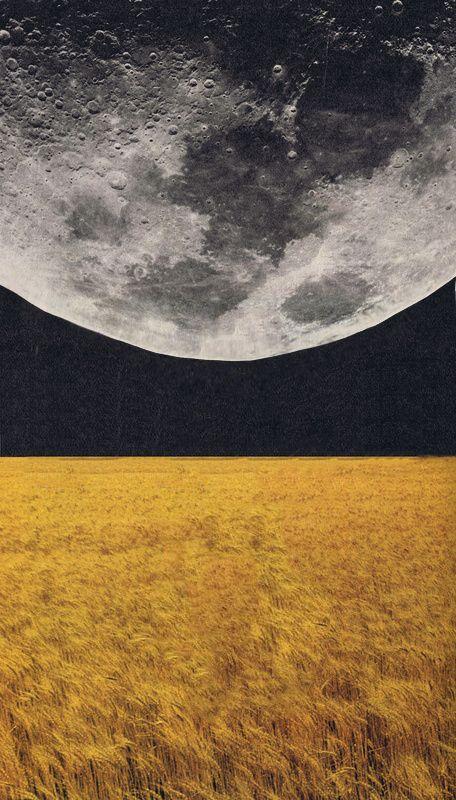 """I wish I was the moon tonight"" - Neko Case"