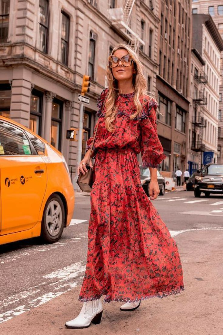 How to Style Western Trend for Fall 2018