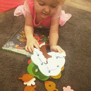 Photo of Felt Calm Baby Montessori Busy Toddler Book Juguetes educativos Tic Tac Toe Rocket Ship Baby Gift Motor fino Sensorial Viajes
