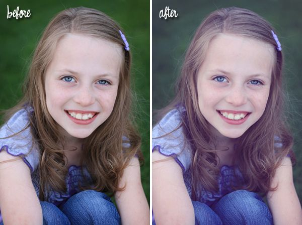 How to Adjust Solid Color in Photoshop Elements   I Heart Faces