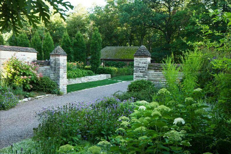 Lake Forest Garden, Illinois, US Forest garden, Charming