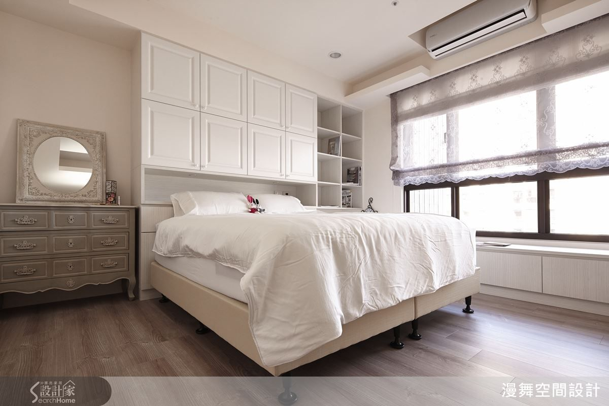 打造親子的幸福藍圖 潔白純淨的混搭鄉村風設計 House Styles Home