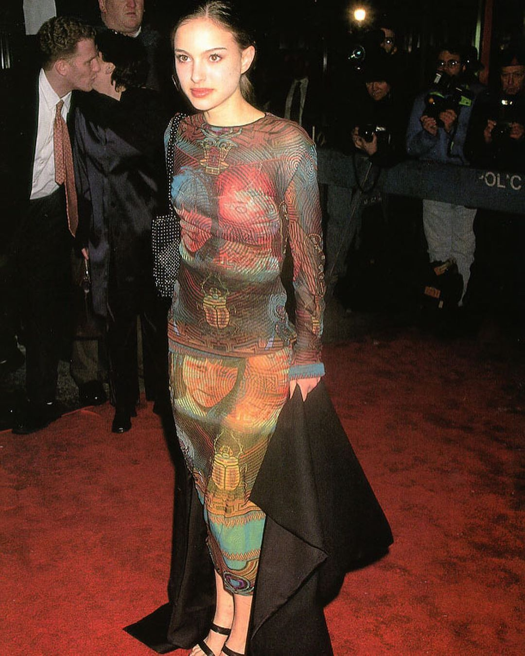 Natalie Portman ~ Everyone Says I Love You Premiere, 1996 ...