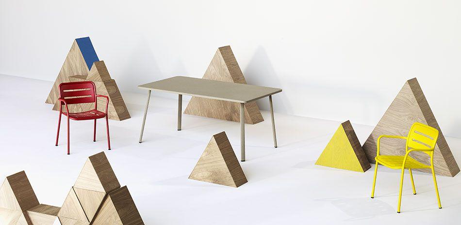Kettal muebles de dise o de exterior atemporales for Diseno de muebles de jardin al aire libre