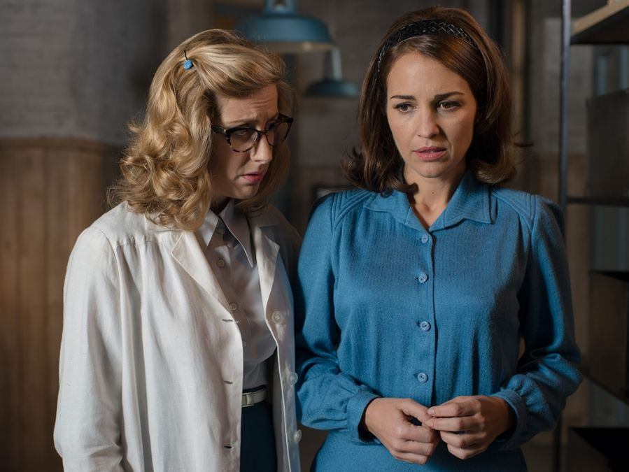 Rita hace recapacitar a Ana