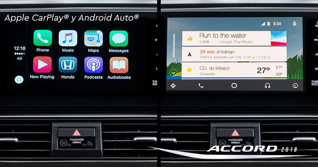 Ahora tu teléfono es compatible con tu auto. Con los