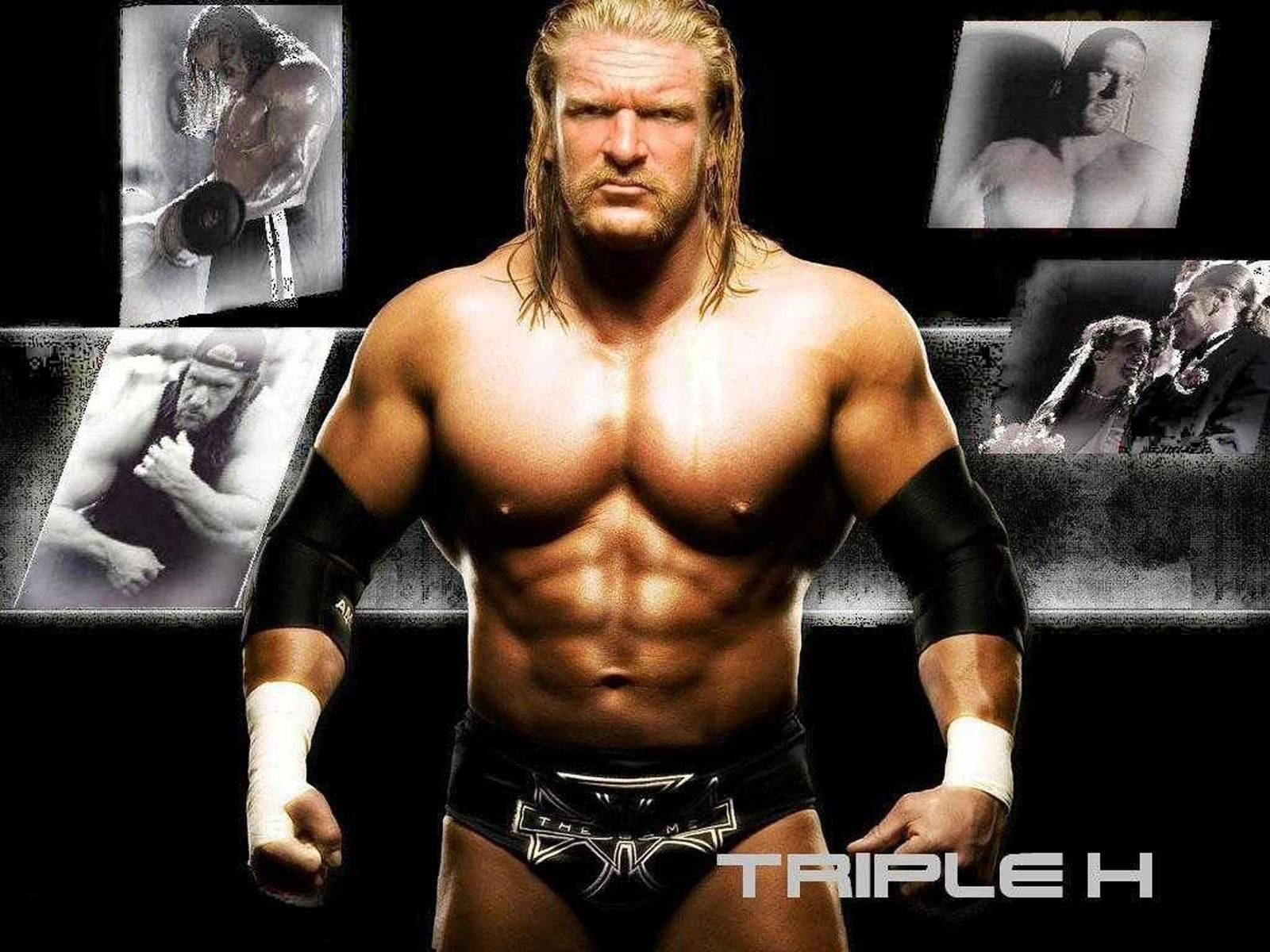 Wwe Triple H Hd Wallpapers Images Picture Photo Wwe Pictures Wwe Wallpapers Wrestler