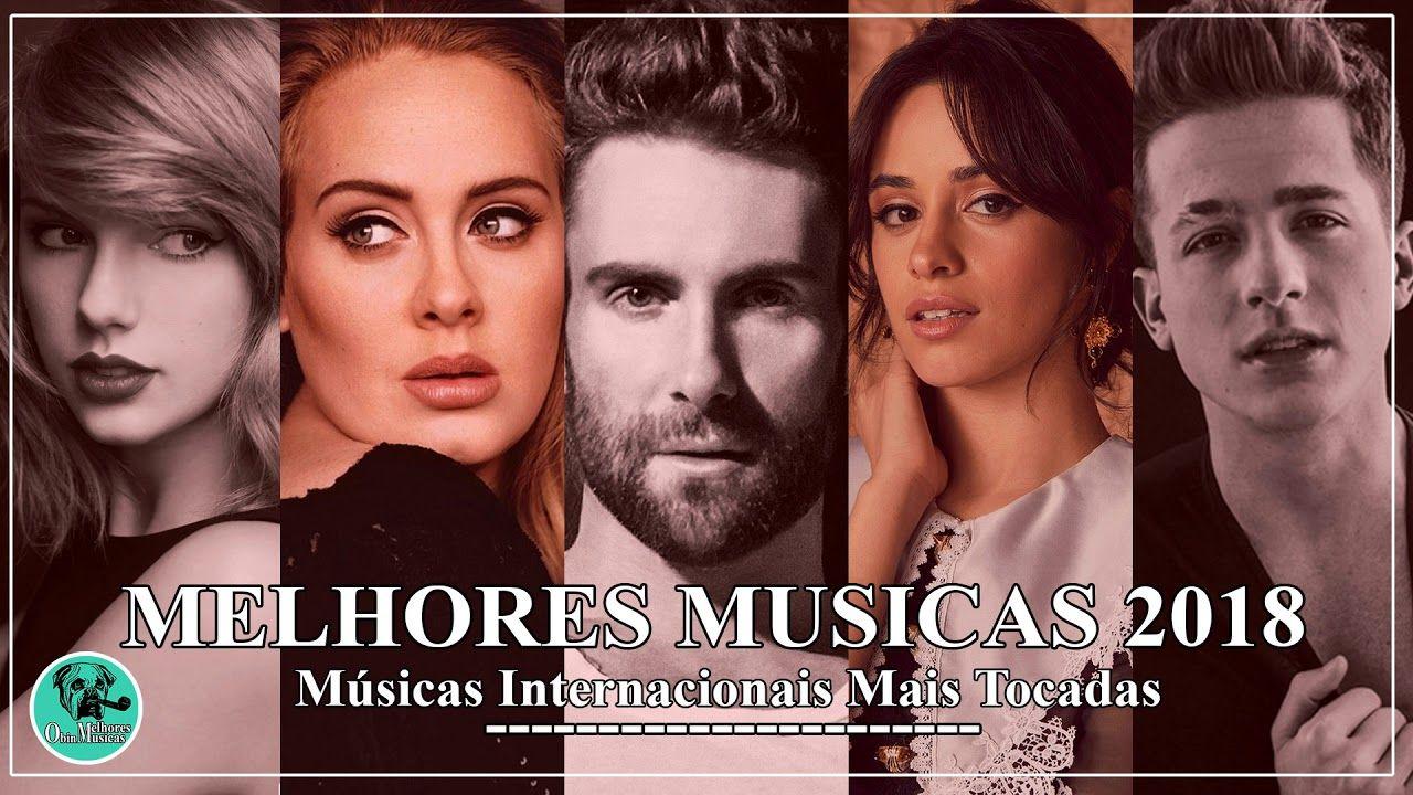 Top 10 Musicas Internacionais Mais Tocadas De Janeiro De 2015