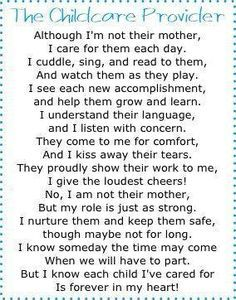 babysitter thank you quotes - Google Search | baby ...
