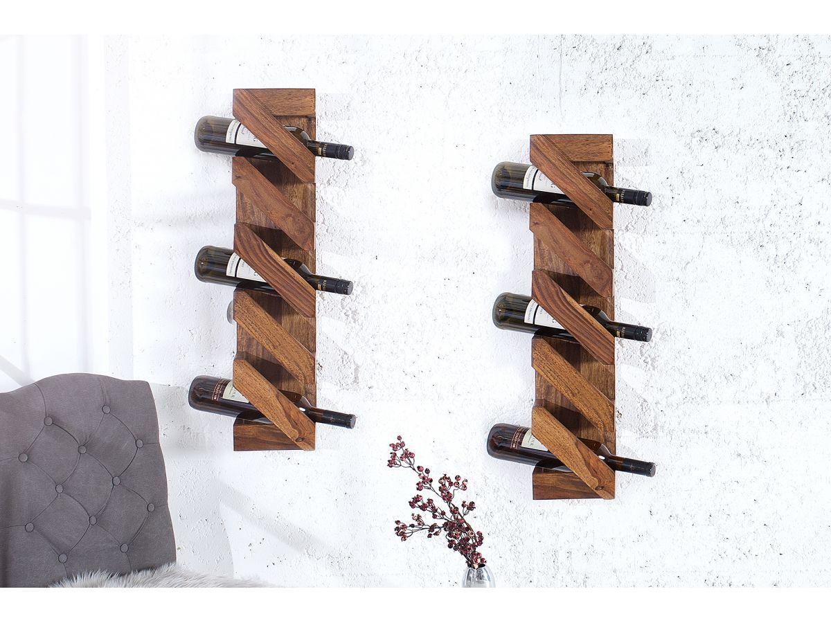 Regal Na Wino 15x70 Cm Drewniany Invicta Interior Sfmeble Pl Stojak Na Wino Wino Bar