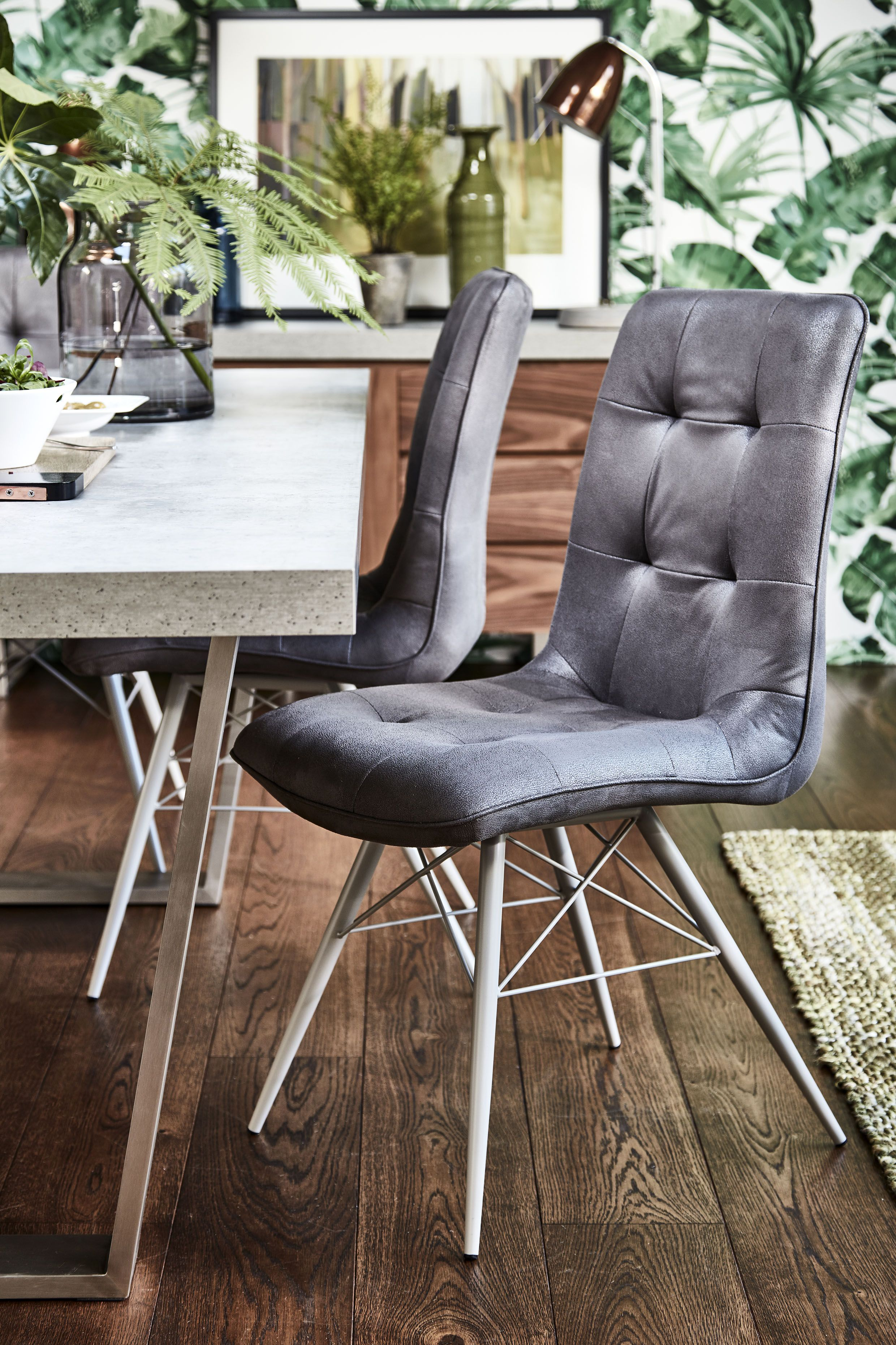 The Hix Chair Is Inspired By Retro Designs With A