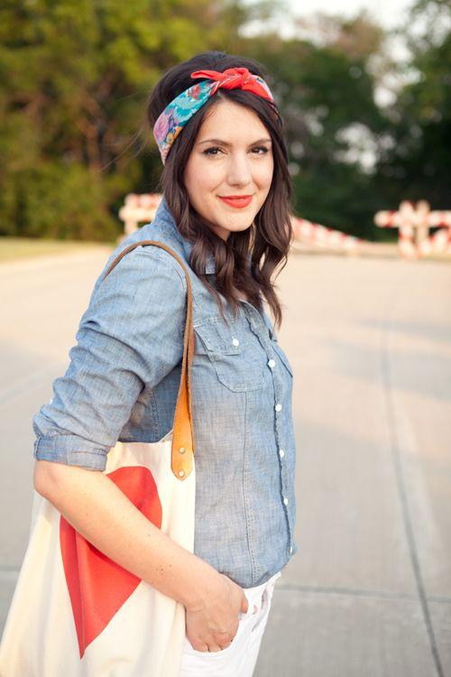 Scarf Casual Hippie Chick Pinterest Moda Fashion Moda And