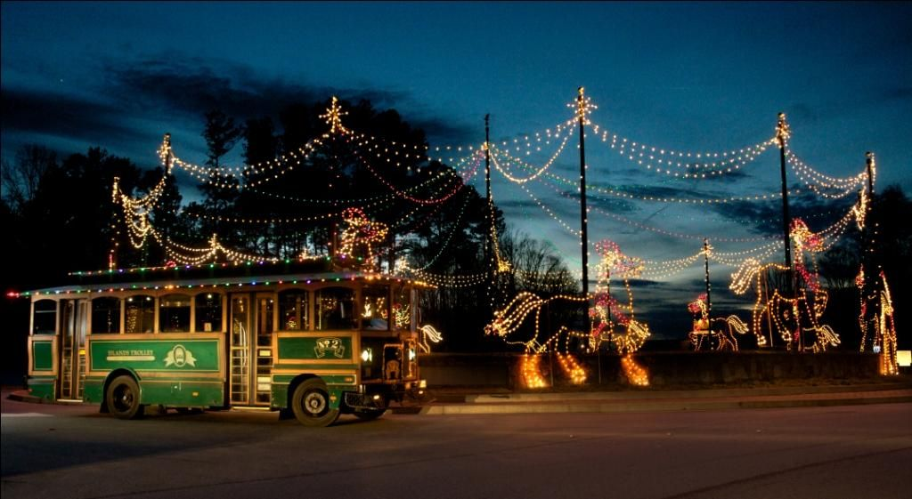 Lake Lanier Lights http://www.discoverlakelanier.com | Magical ...