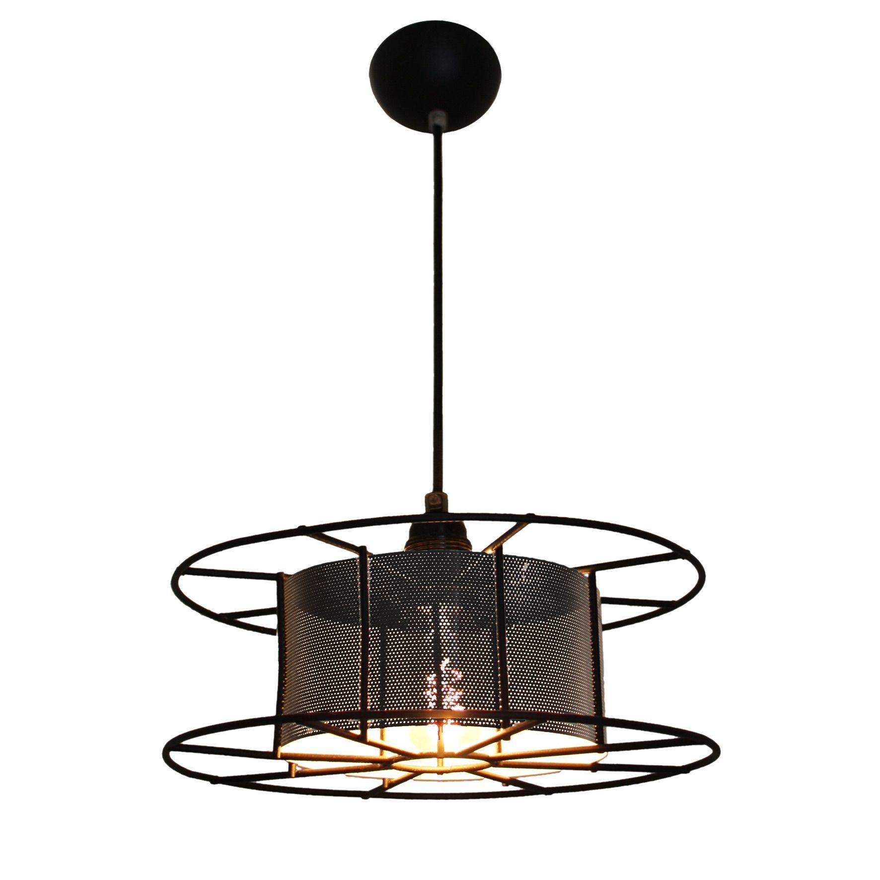 Lamp: Spool Black | Welding wire, Black lamps and Steel