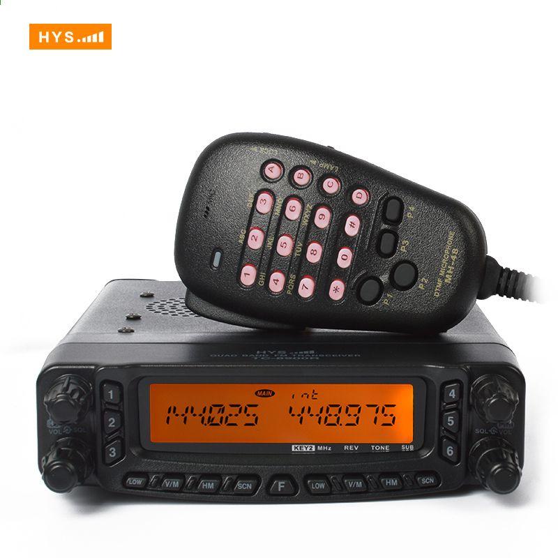 Envio Gratis 50 W 27 50 144 430mhz Cb Vhf Uhf Banda Cuadruple De Radio Radio Band Quad