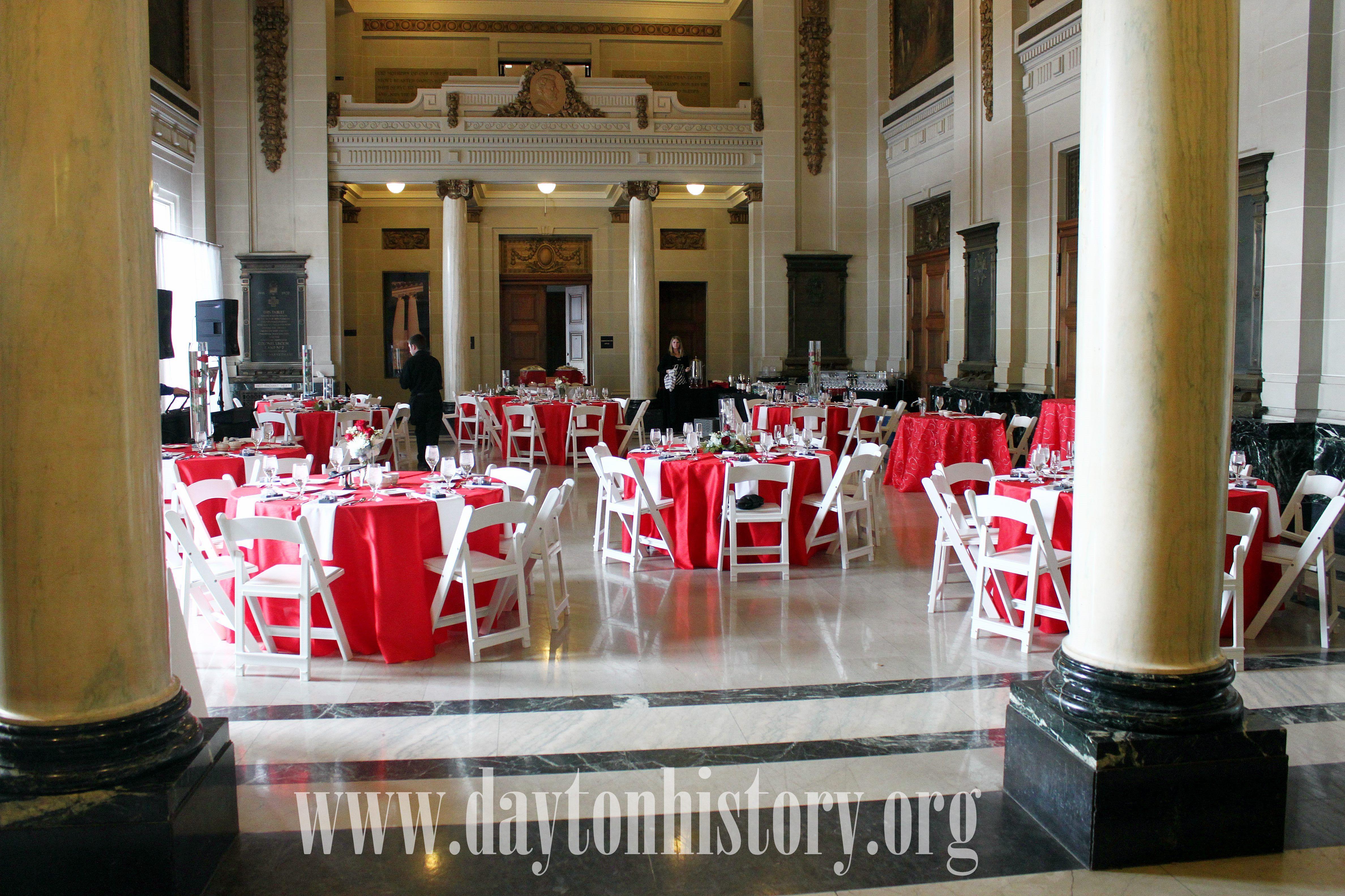 Wedding Reception At Memorial Hall, Dayton, Ohio, 60
