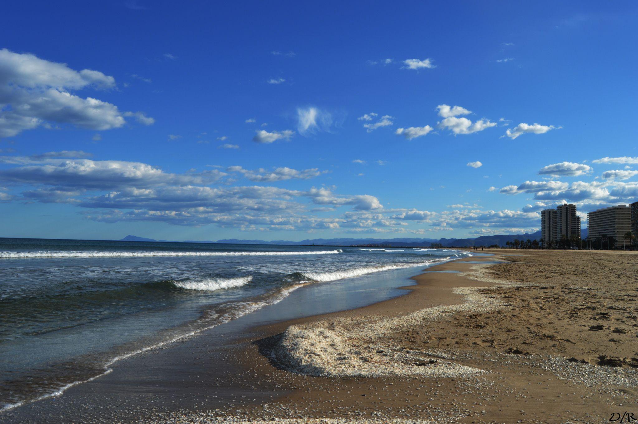 Playa, Cullera