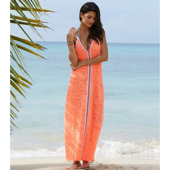a689f0c459 Inca Sundress Coral by Pitusa. £95. Wear something different with the Inca  Sundress Coral, made by popular beachwear designer Pitusa.