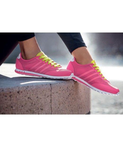 Zapatillas adidas Neo mujer Groove TM Rosa