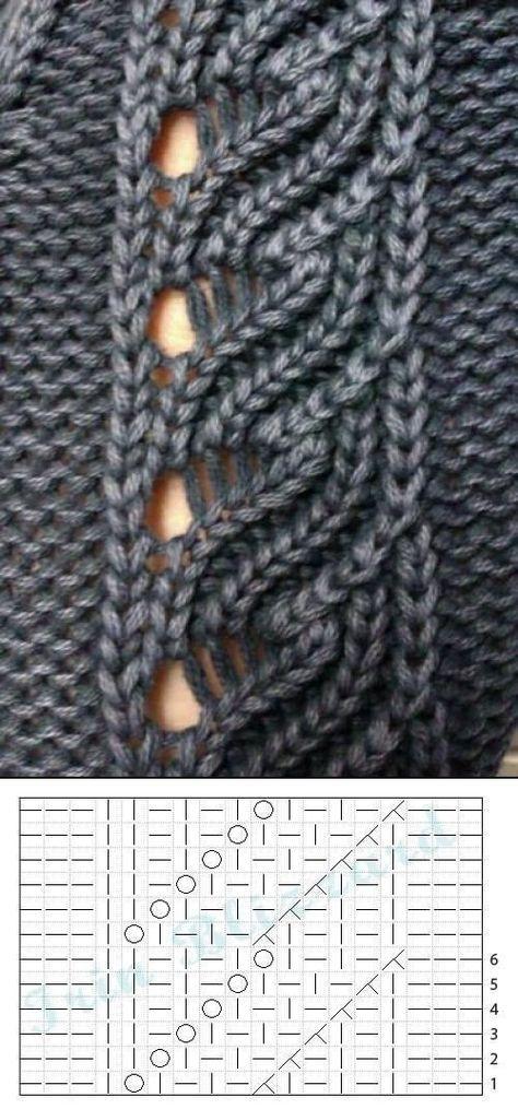 Pin de Gigi P en Yarn | Pinterest | Dos agujas, Puntadas y Tejido