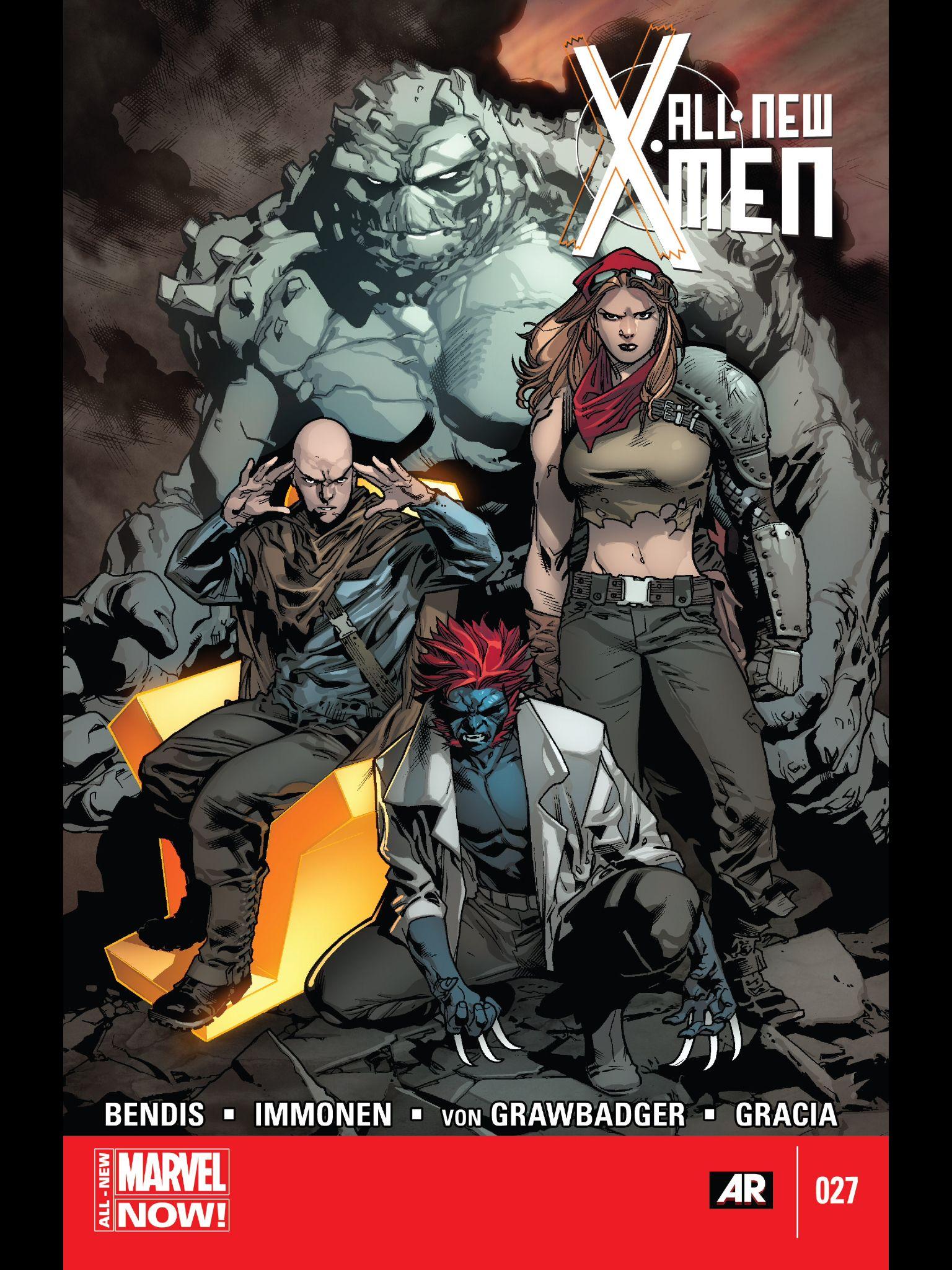 All New X-men #27