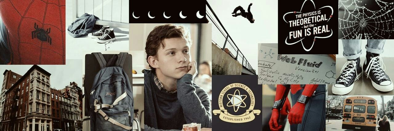 Aesthetic Tom Holland Wallpaper Novocom Top Number 1 wallpaper is from an bts album, and the 4th one down in the right corner in the water says bts. aesthetic tom holland wallpaper