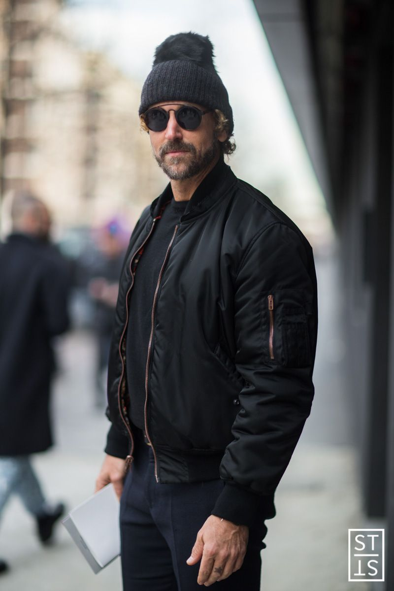 the-style-stalker: Street Style during Milan Mens Fashion ...