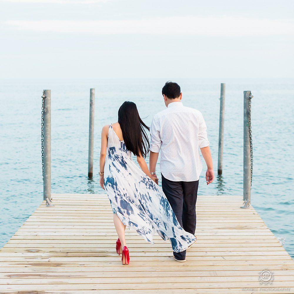 Romantic beach prewedding photo shoot PreWedding Photography