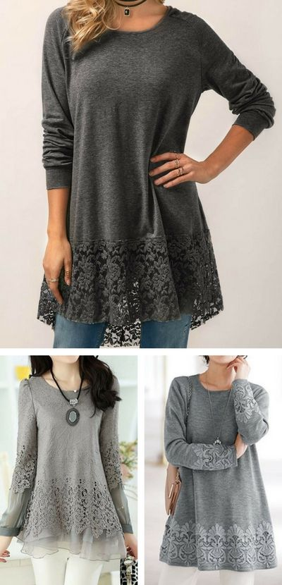 New Women Loose O Neck Tops Ladies Mesh Stitching Casual Holiday Blouse Shirt Female Blusas Tunic Shirts Tops To Enjoy High Reputation In The International Market Women's Clothing