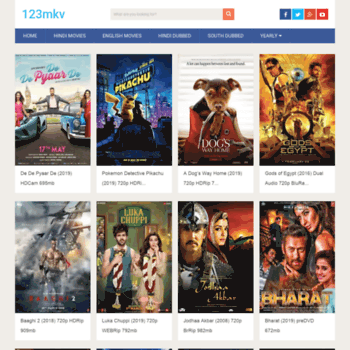 123mkv 2020 Watch Latest Hindi Dubbed Movies Online Free On 123mkv In 2020 Free Movies Online Movies Online Hindi Movies Online