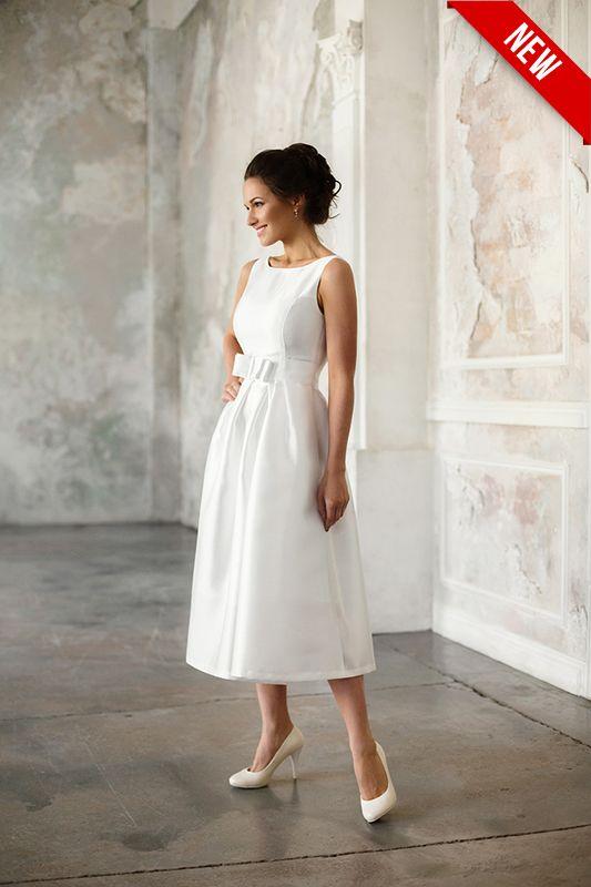 Свадебный салон в белом