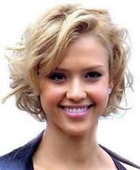 Image Result For Short Haircuts For Thin Curly Hair Short Hair Styles For Round Faces Haircuts For Wavy Hair Short Curly Haircuts