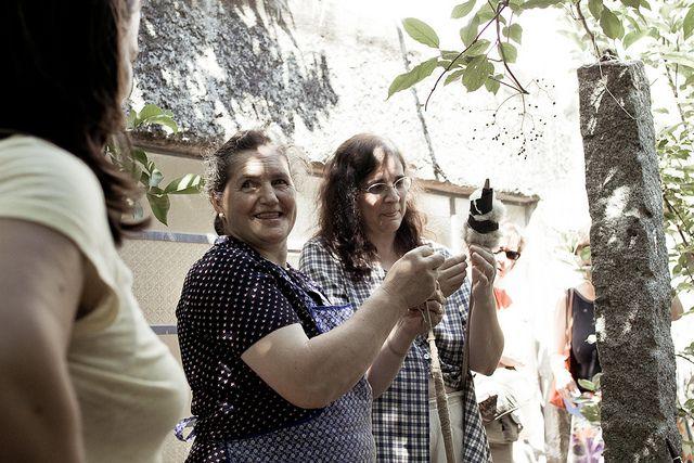 3ºEncontro Itinerante de Fiação by Alice Bernardo, via Flickr