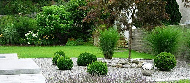 gartengestaltung terrasse modern – rekem, Garten und Bauen