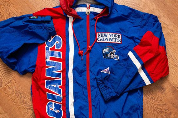 183821bad0d New York Giants Jacket