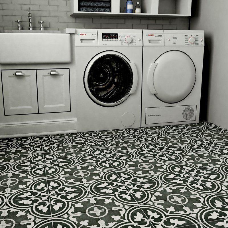 Artea 10 X 10 Porcelain Field Tile Laundry Room Tile Room Tiles Design Laundry Room
