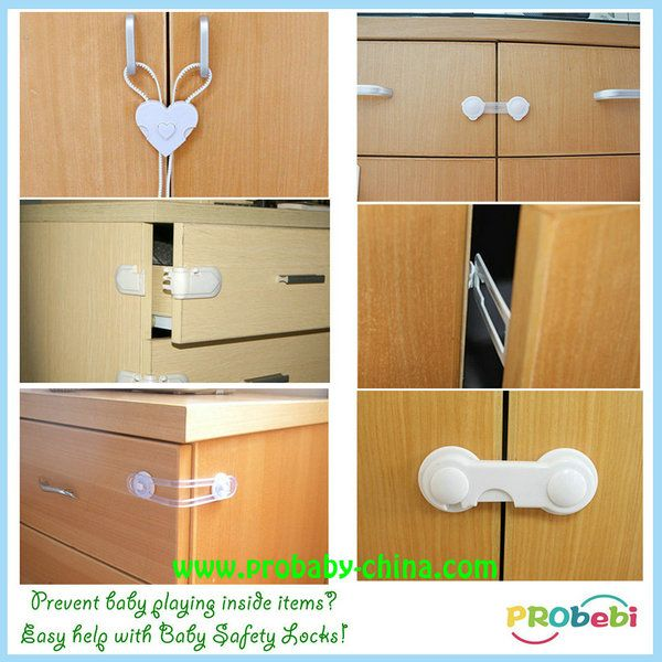 Tips of cabinet drawer safety for babies how to lock