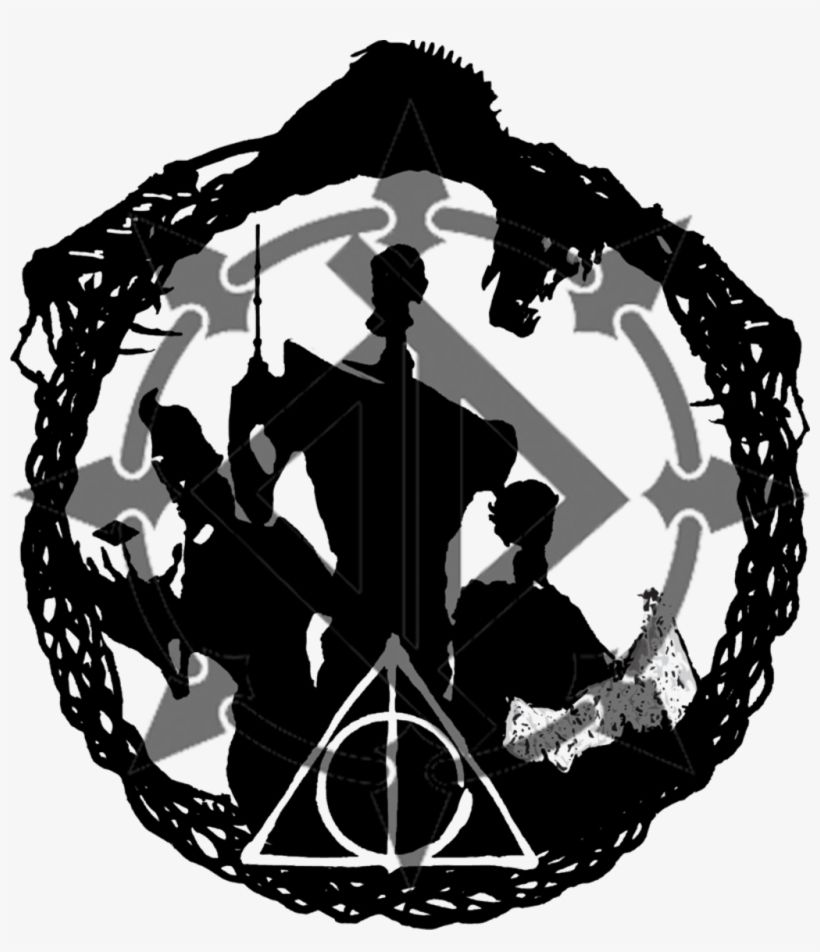 Large Collections Of Hd Transparent Deathly Hallows Png Images For Free Download All Png Cliparts Images On Deathly Hallows Harry Potter Tattoos Png Images